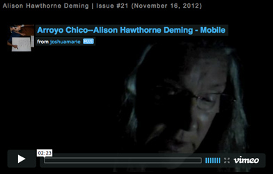 image of Alison Hawthorne Deming