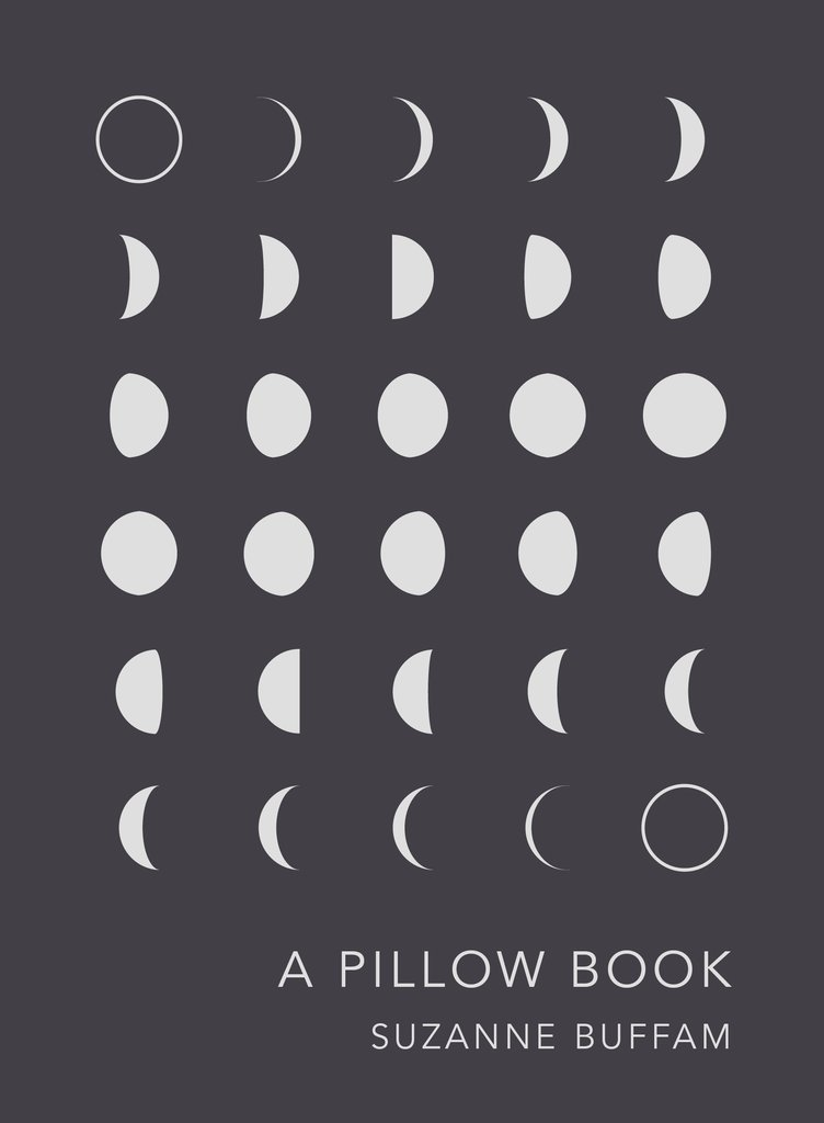 cover of A Pillow Book – Suzanne Buffam