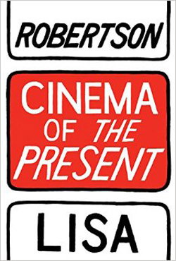 cover of Cinema of the Present