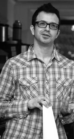 image of Daniel Borzutzky