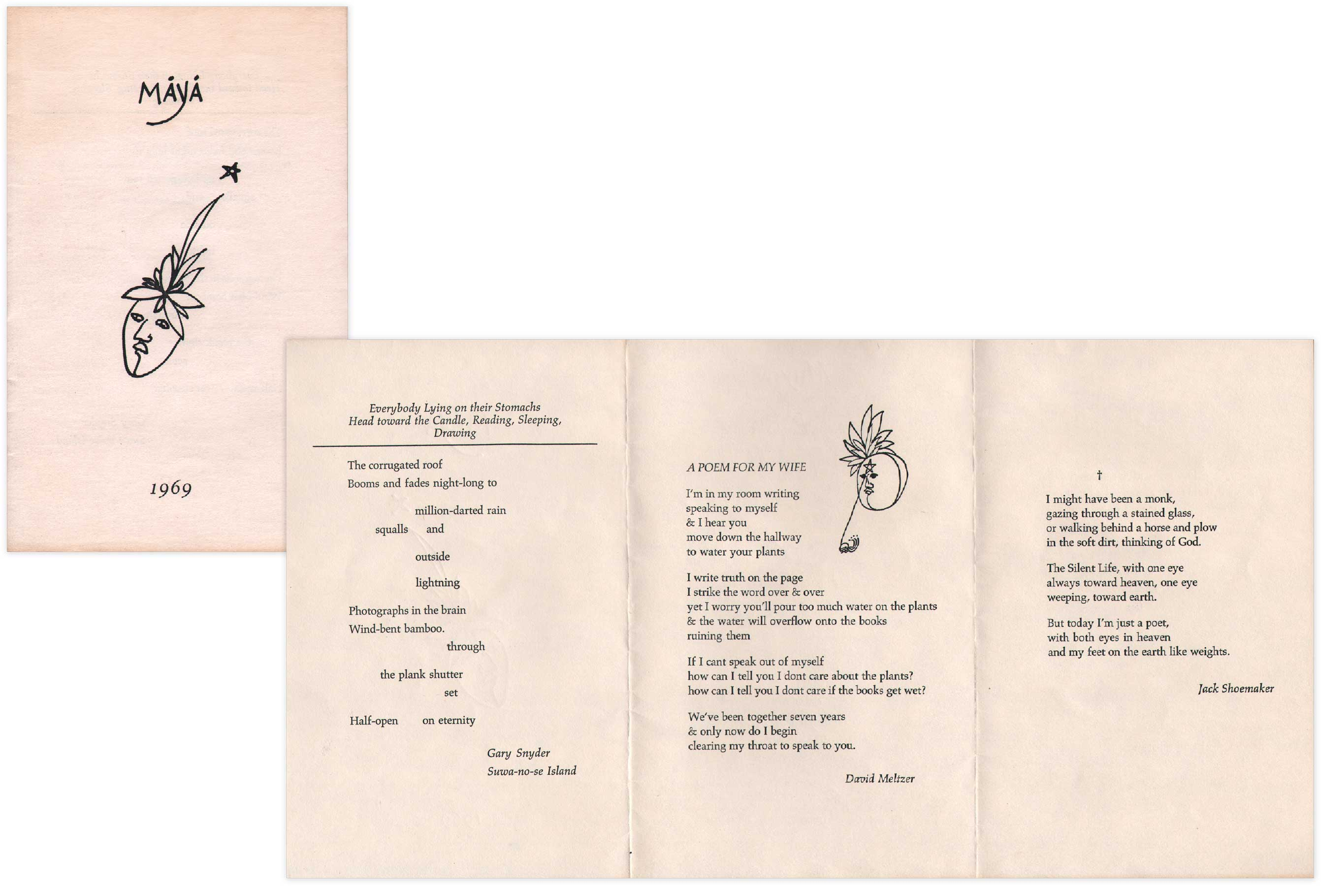 Page color doesnt print in word 2007 - These Nifty Pamphlets Were Printed In An Edition Of 1 000 For The Santa Barbara Poetry Festival In April 1969 By Clifford Burke At Cranium Press In San