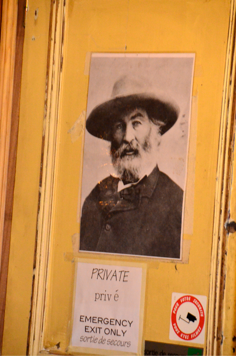 image of photo of Walt Whitman