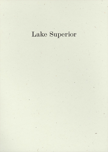 image of Lake Superior