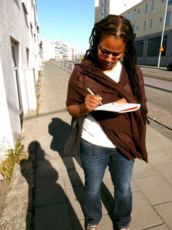 image of Renee Gladman