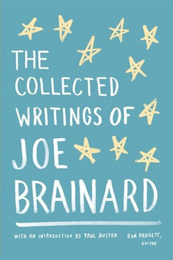 image of The Collected Writings of Joe Brainard