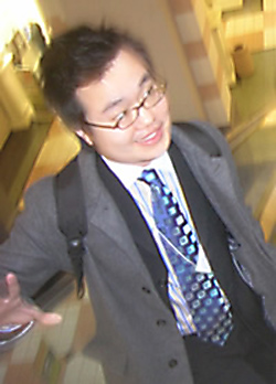 image of Timothy Yu