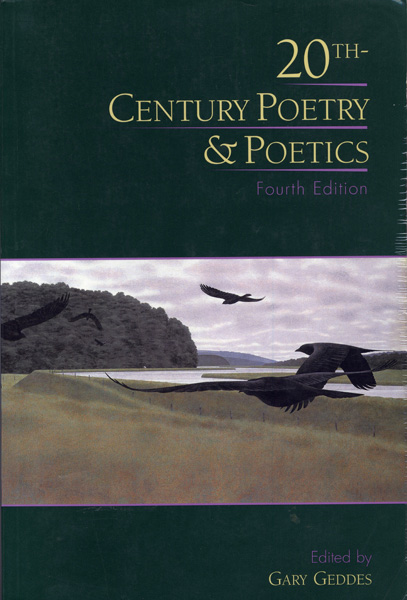 20th Century Poetry & Poetics