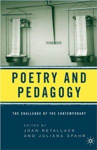 Poetry & Pedagogy