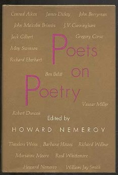 Poets on Poetry